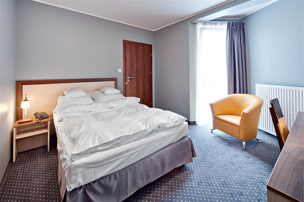 Best Western Hotel Poleczki - Habitación doble