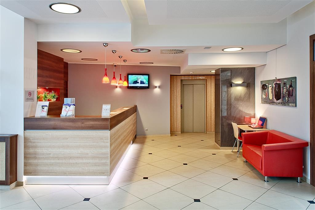 Best Western Hotel Poleczki - Reception