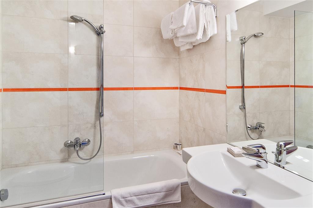 Best Western Hotel Poleczki - Cuarto de baño de clientes