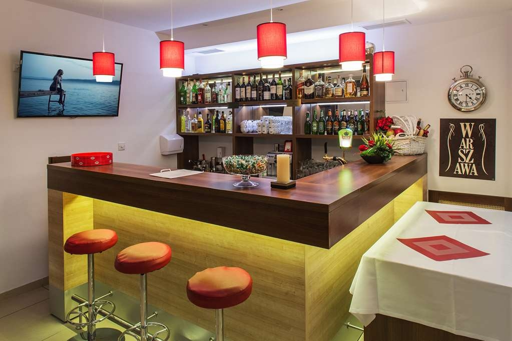 Best Western Hotel Poleczki - Bar / Lounge