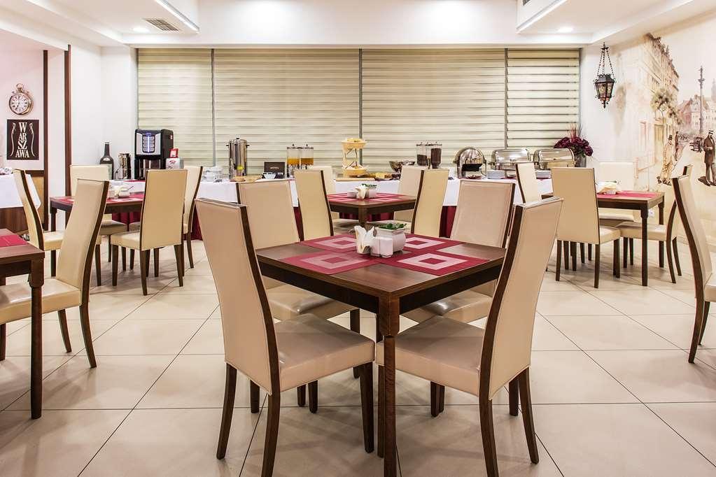 Best Western Hotel Poleczki - Restaurant / Gastronomie