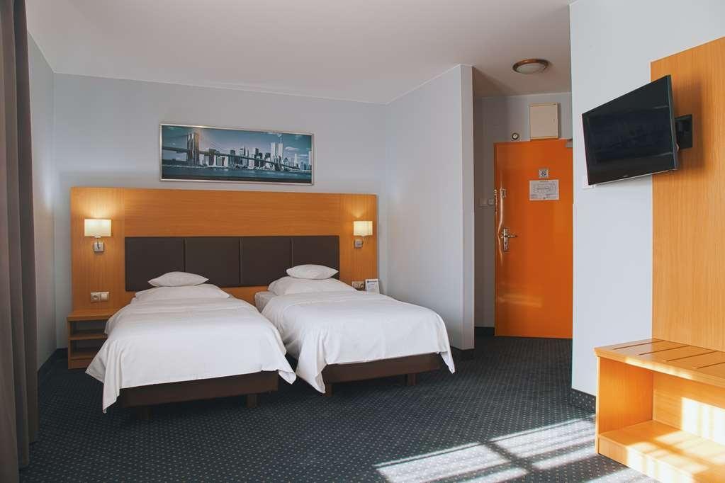 Best Western Hotel Poleczki - Zimmer Annehmlichkeiten