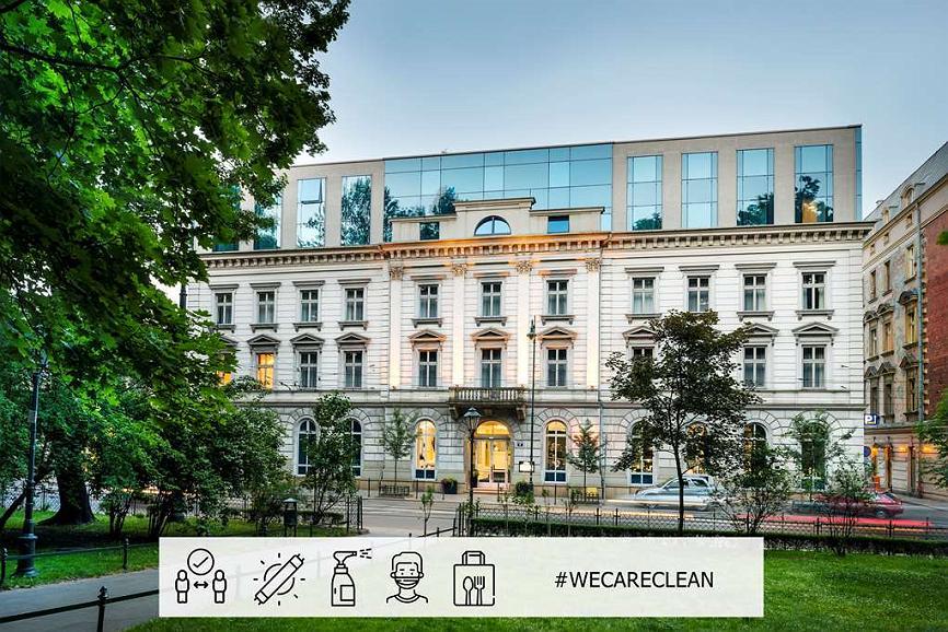 Best Western Plus Krakow Old Town - Vue extérieure