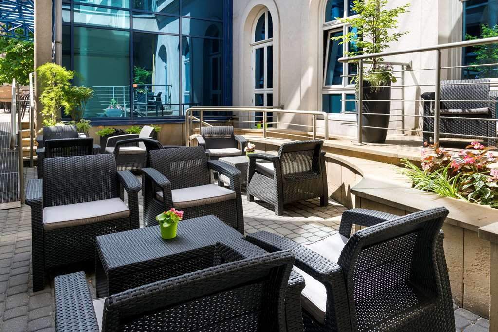 Best Western Plus Krakow Old Town - Bar / Lounge