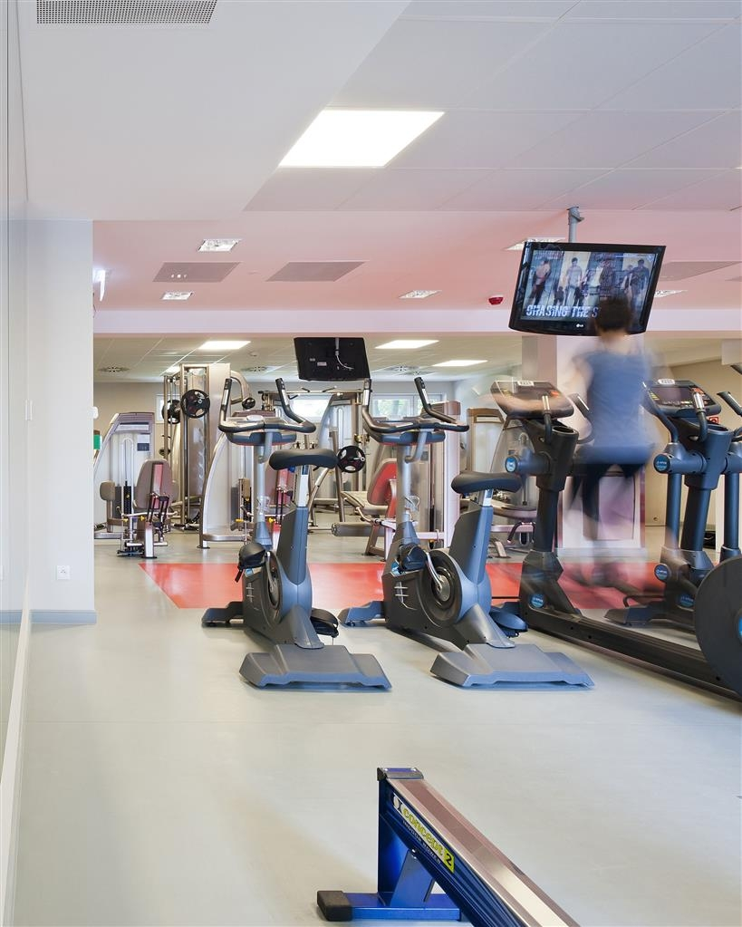 Best Western Plus Arkon Park Hotel - Centro fitness