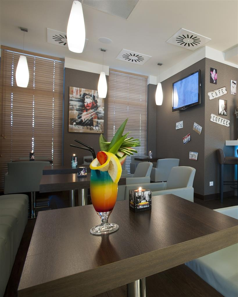 Best Western Plus Arkon Park Hotel - Bar della hall