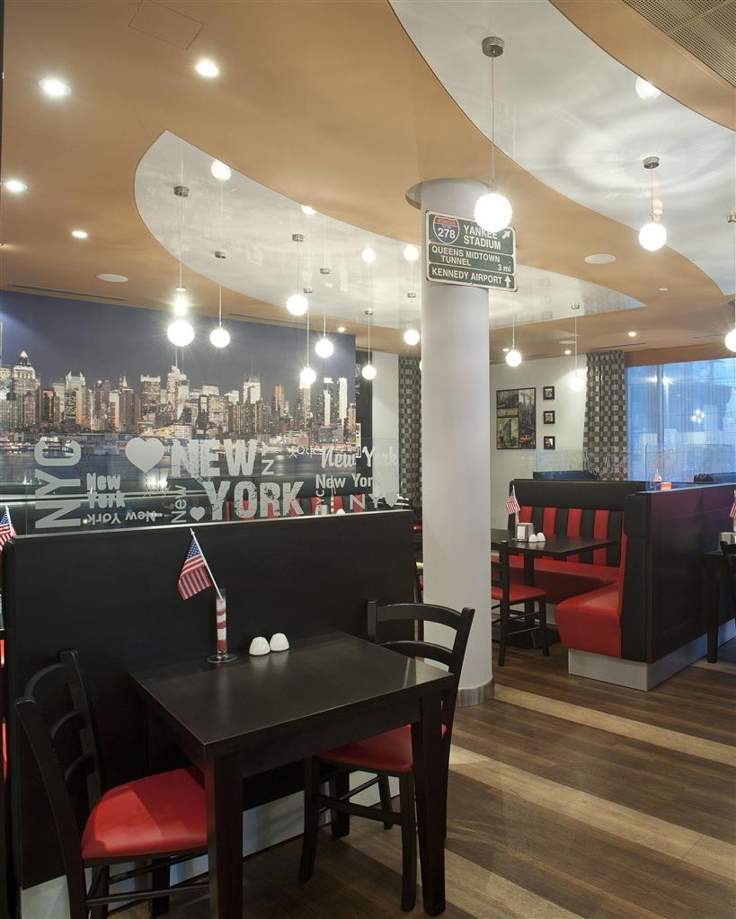 Best Western Plus Arkon Park Hotel - Restaurante