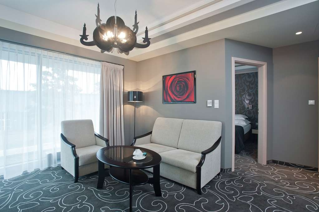 Best Western Plus Arkon Park Hotel - Suite
