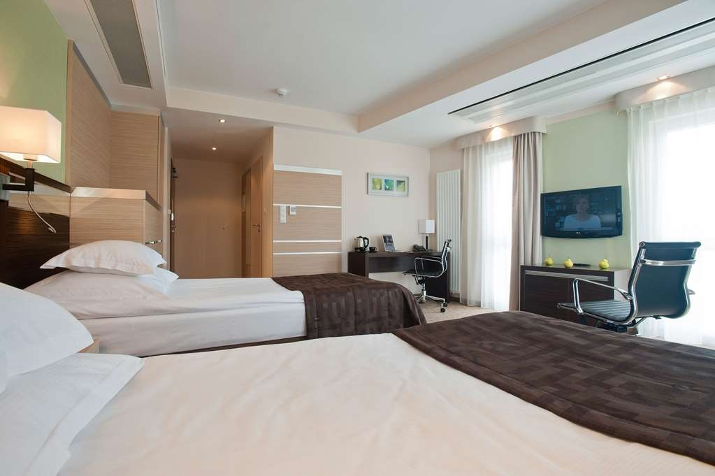Best Western Plus Arkon Park Hotel - Two single beds - Superior room