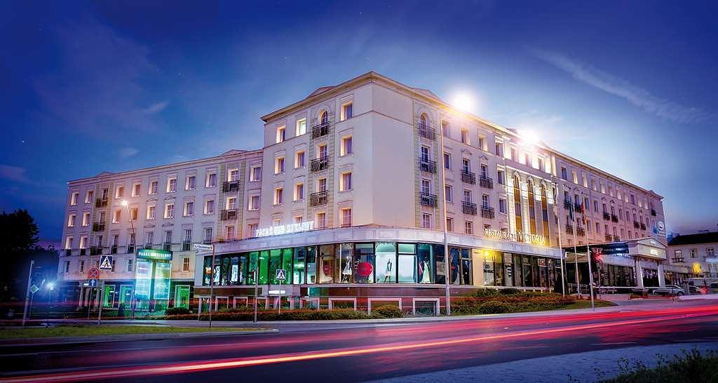 Best Western Grand Hotel - Area esterna