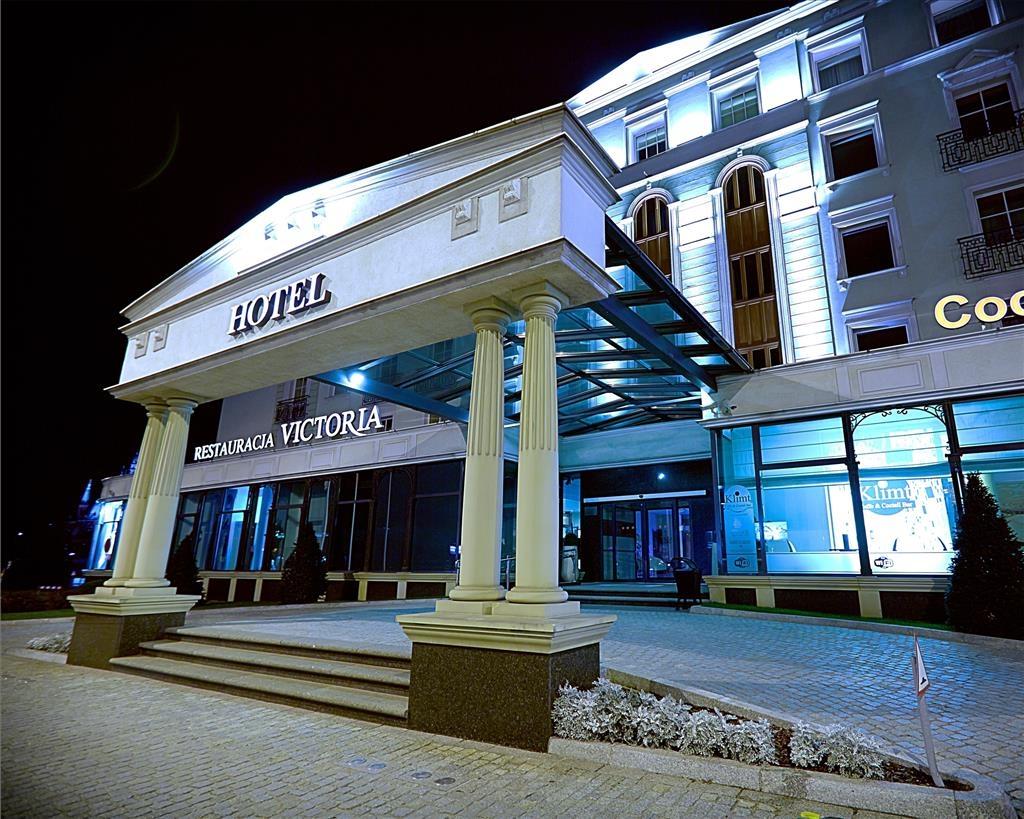 Best Western Grand Hotel - Vista exterior