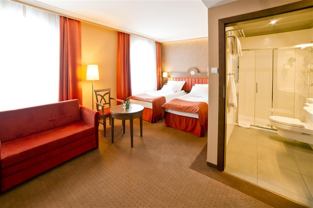 Best Western Grand Hotel - Chambre double