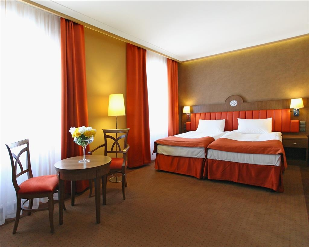 Best Western Grand Hotel - Chambre