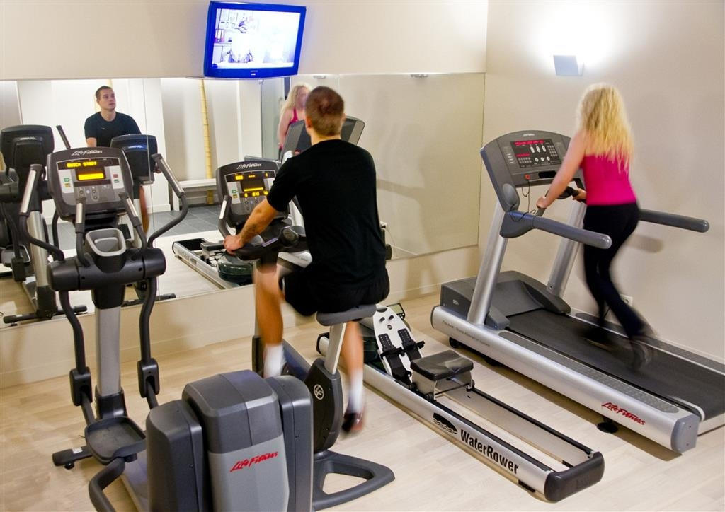 Best Western Grand Hotel - Exercise Facility