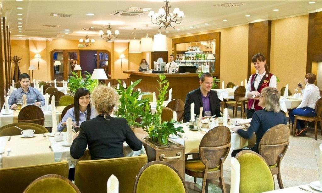 Best Western Grand Hotel - Restaurante