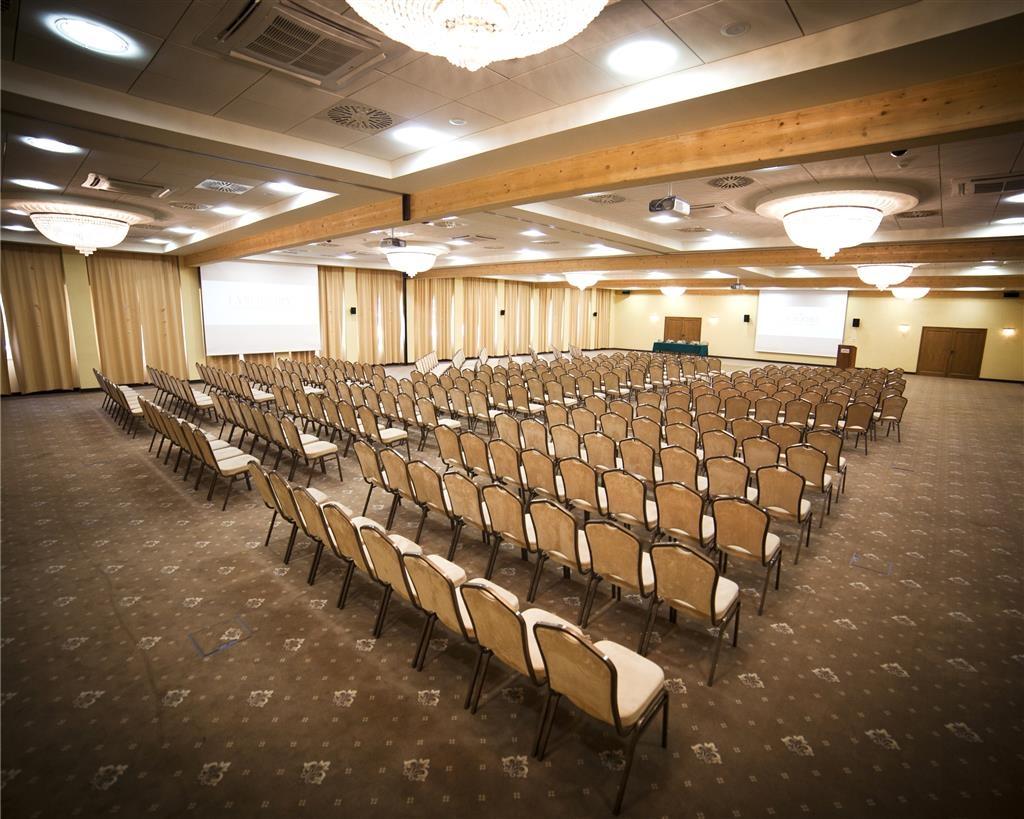 Best Western Grand Hotel - Sala de reuniones