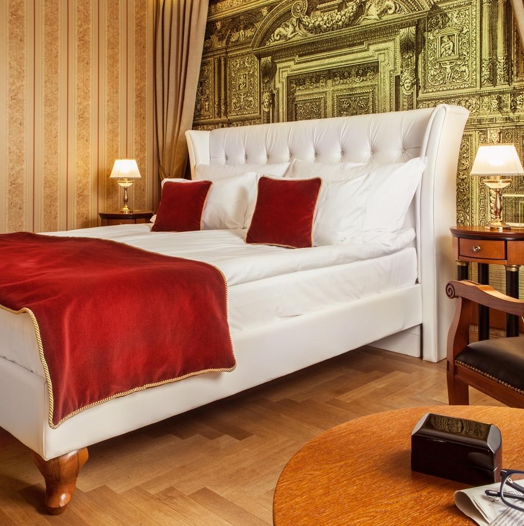 Best Western Grand Hotel - suite ejecutiva