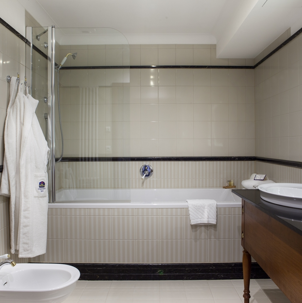 Best Western Grand Hotel - executive suite bagno