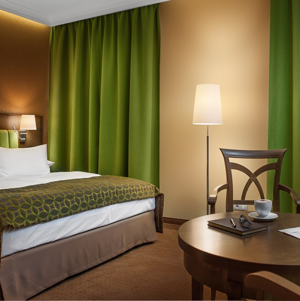 Best Western Grand Hotel - Double beds room