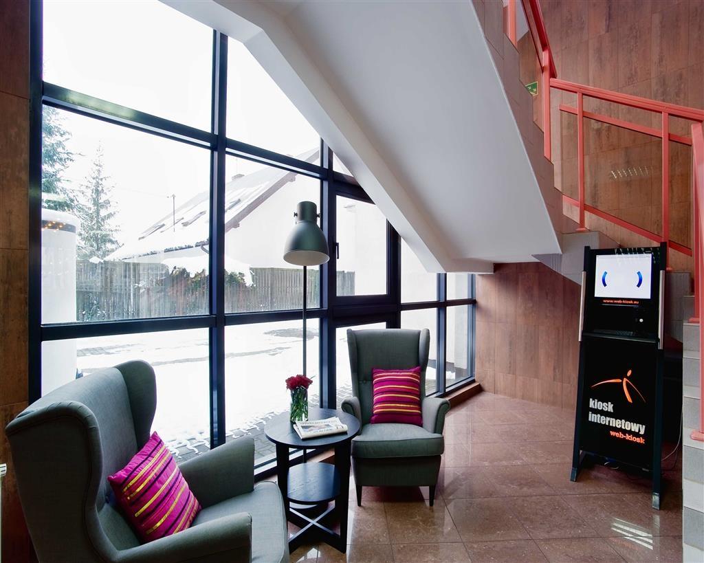 Best Western Hotel Galicya - Hall de l'hôtel