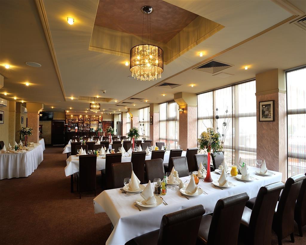 Best Western Hotel Galicya - Restaurant