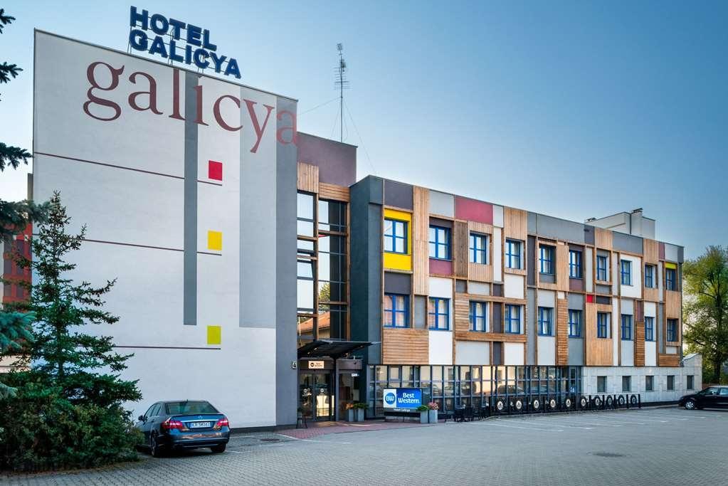 Best Western Hotel Galicya - Façade