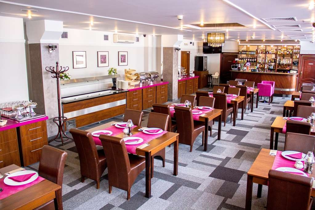 Best Western Hotel Galicya - Restaurant / Etablissement gastronomique