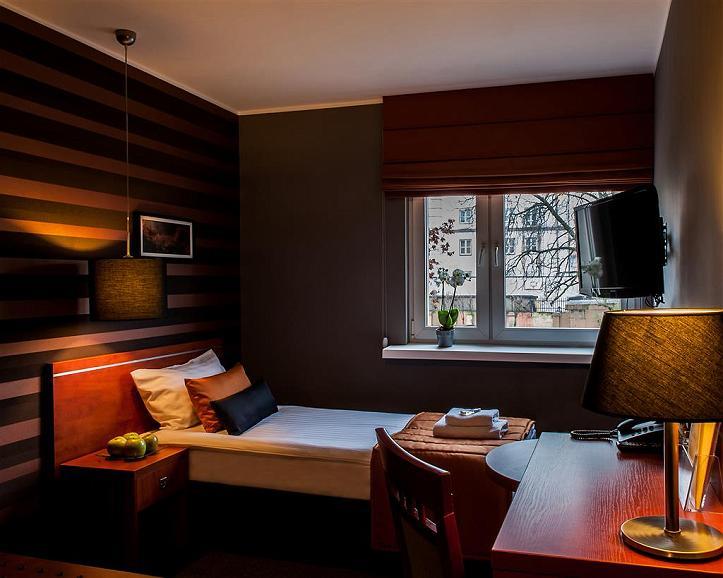 Best Western Hotel Trybunalski - Außenansicht