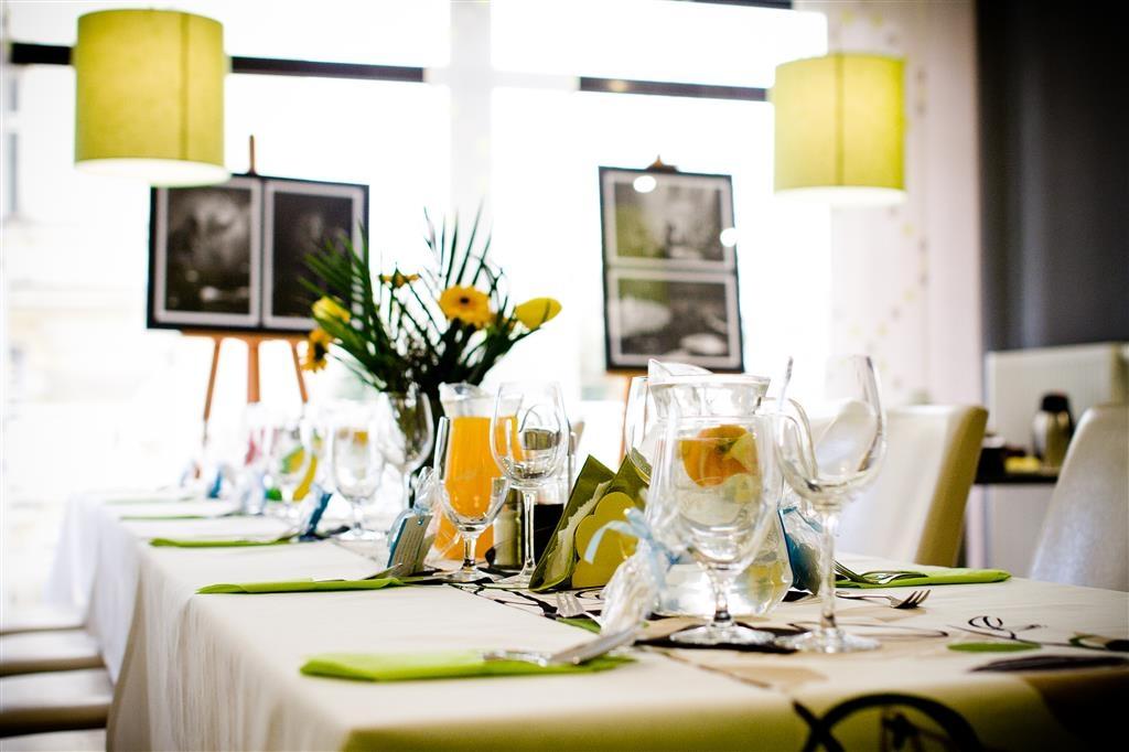 Best Western Hotel Trybunalski - Ristorante