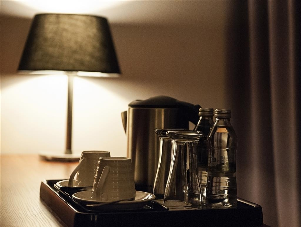 Best Western Hotel Trybunalski - In-Room Coffee Set