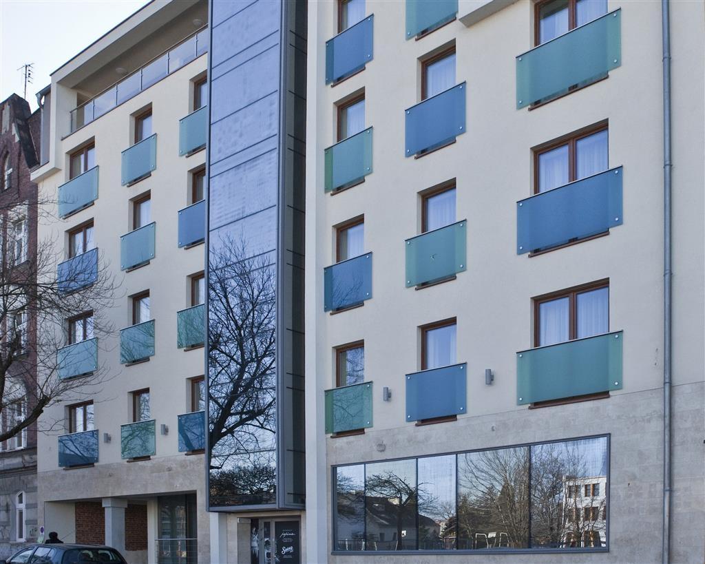 Best Western Hotel Opole Centrum - Vista esterna