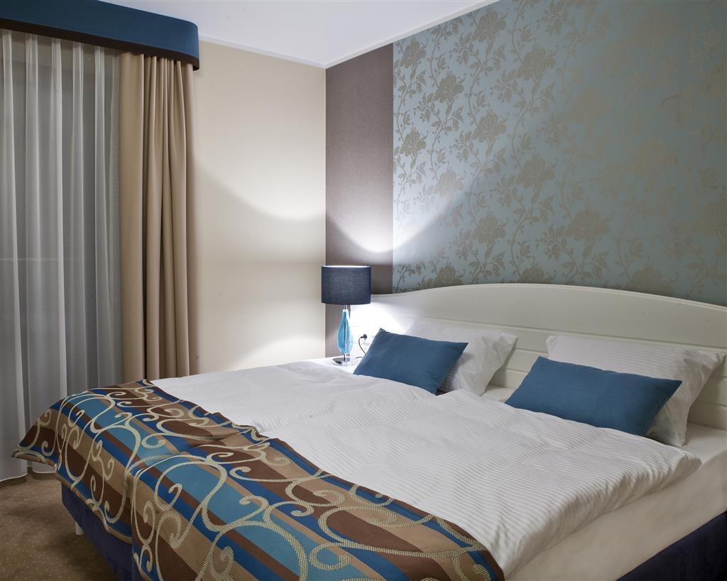 Best Western Hotel Opole Centrum - Chambres / Logements