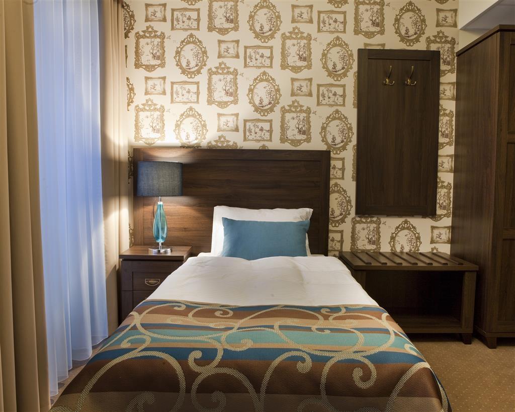 Best Western Hotel Opole Centrum - Chambre individuelle standard