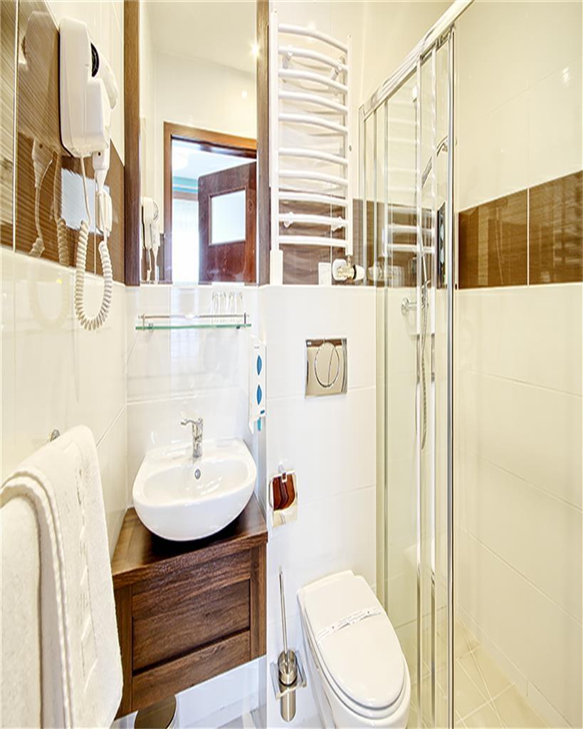 Best Western Hotel Opole Centrum - Salle de bains