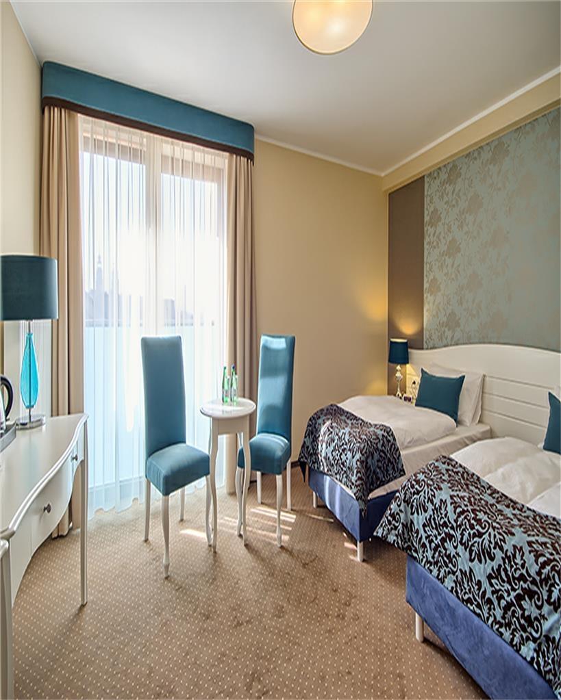 Best Western Hotel Opole Centrum - Chambre avec lits jumeaux
