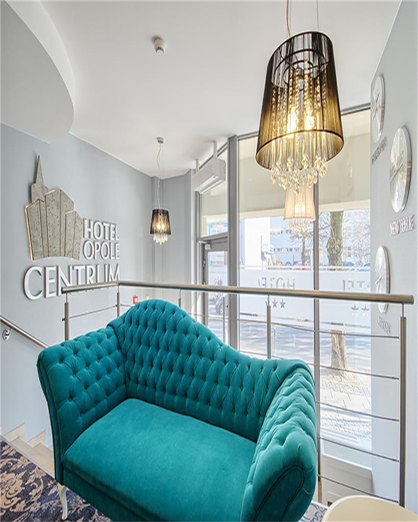 Best Western Hotel Opole Centrum - Hall