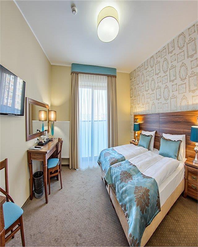 Best Western Hotel Opole Centrum - Chambre double