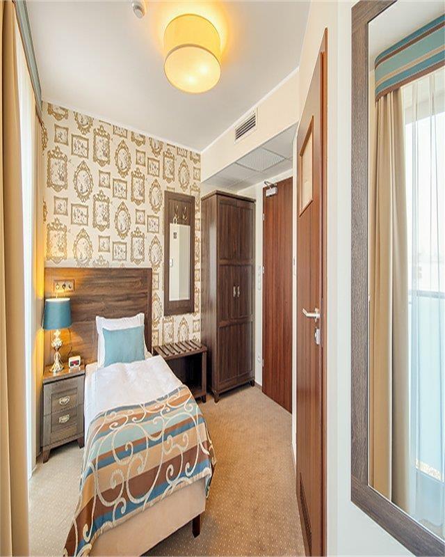 Best Western Hotel Opole Centrum - Chambre individuelle
