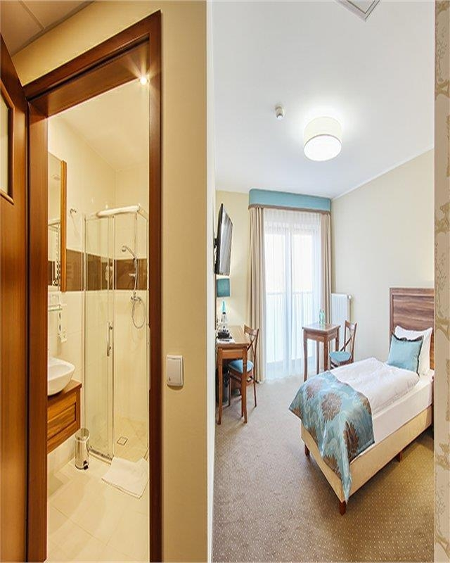 Best Western Hotel Opole Centrum - Camera con due letti