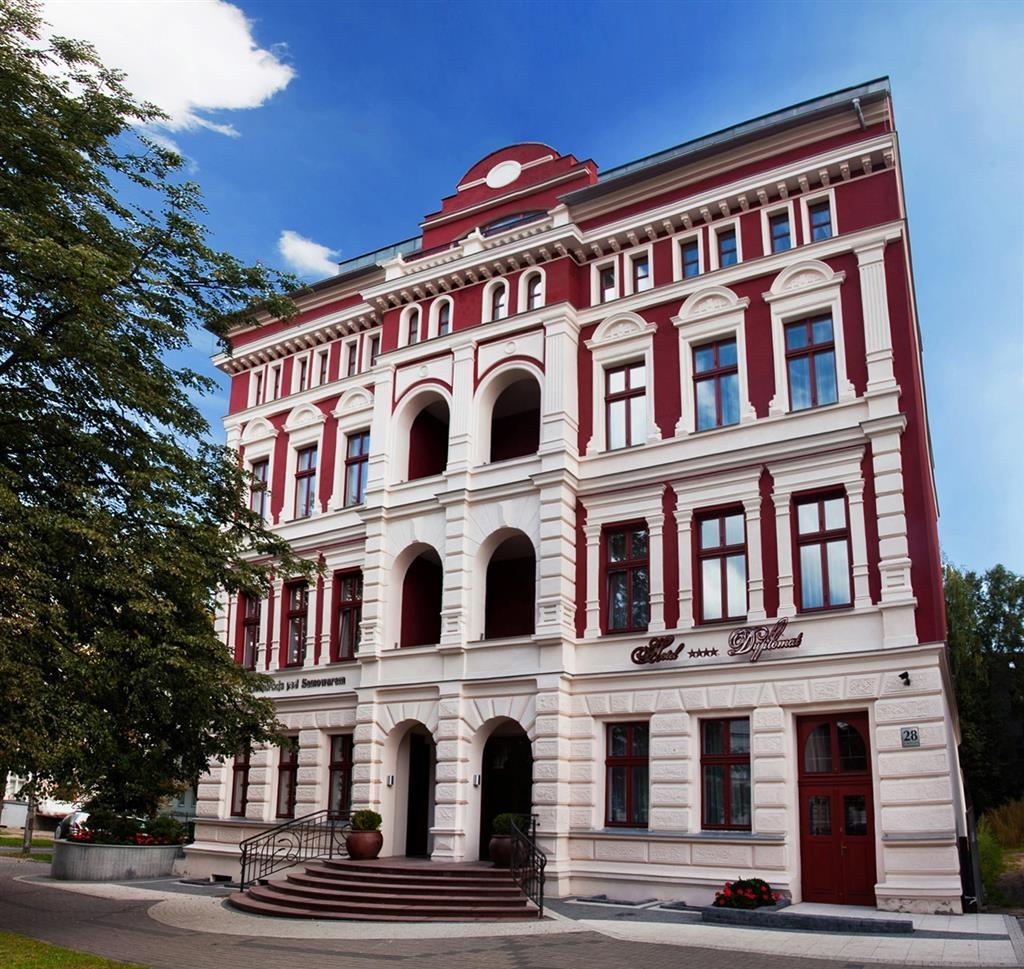 Best Western Plus Hotel Dyplomat - Façade