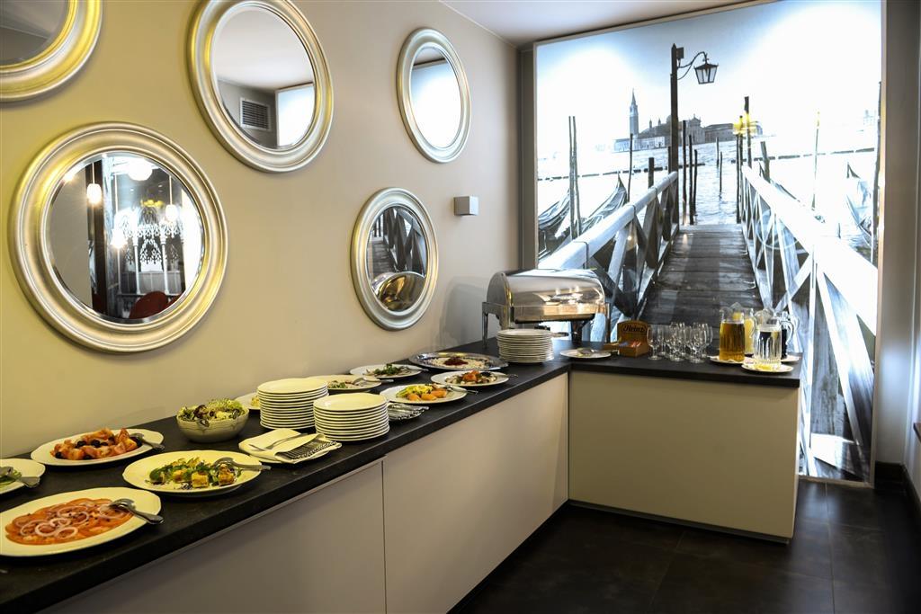 Best Western Plus Hotel Dyplomat - Bar de petit déjeuner