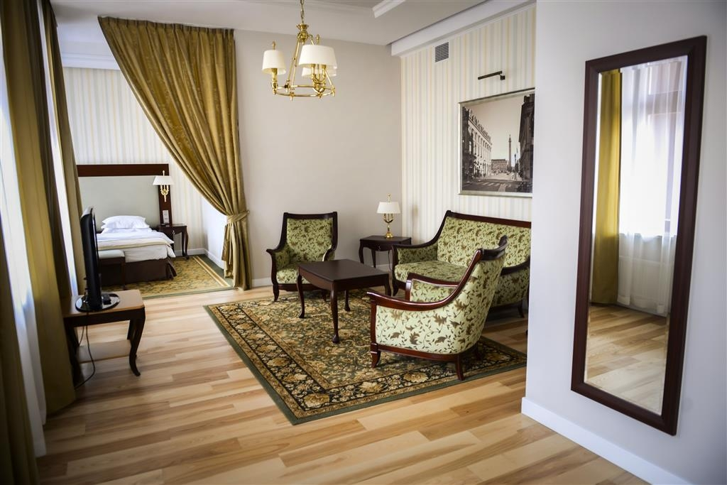 Best Western Plus Hotel Dyplomat - Suite