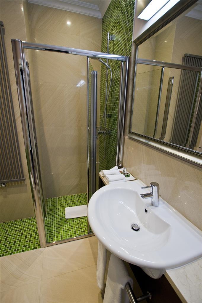 Best Western Plus Hotel Dyplomat - Salle de bain