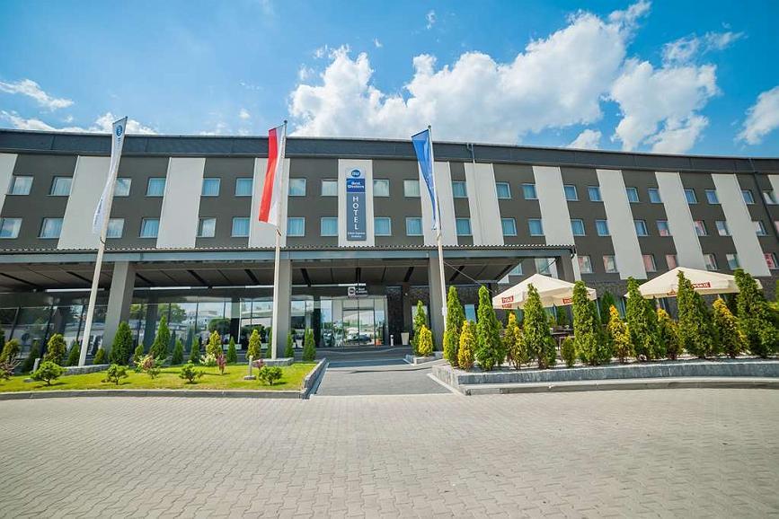 Best Western Efekt Express Krakow Hotel - Area esterna