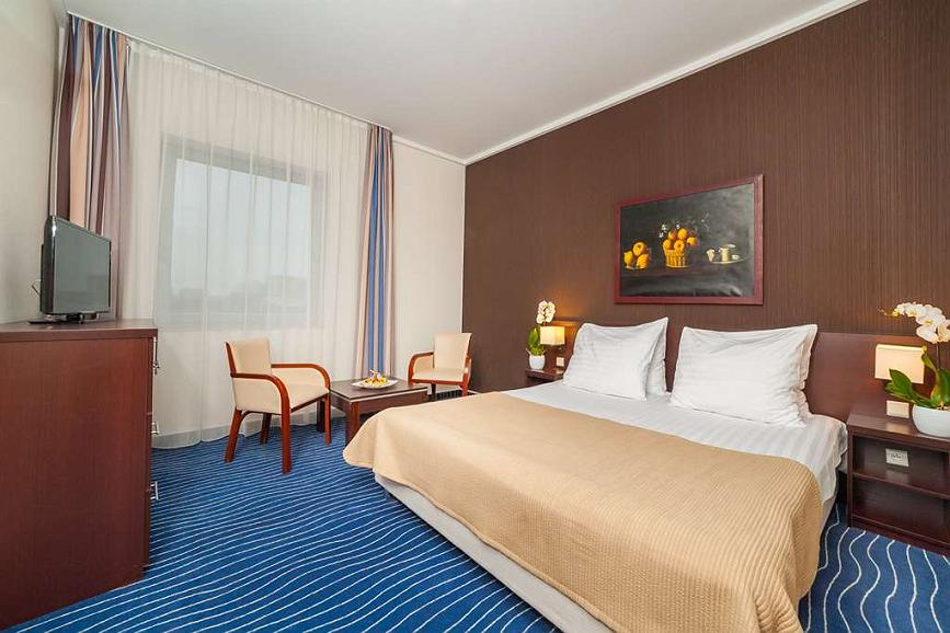 Best Western Efekt Express Krakow Hotel