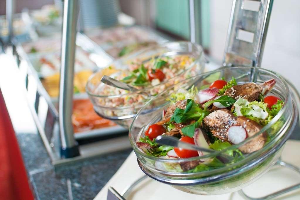 Best Western Efekt Express Krakow Hotel - Prima colazione a buffet