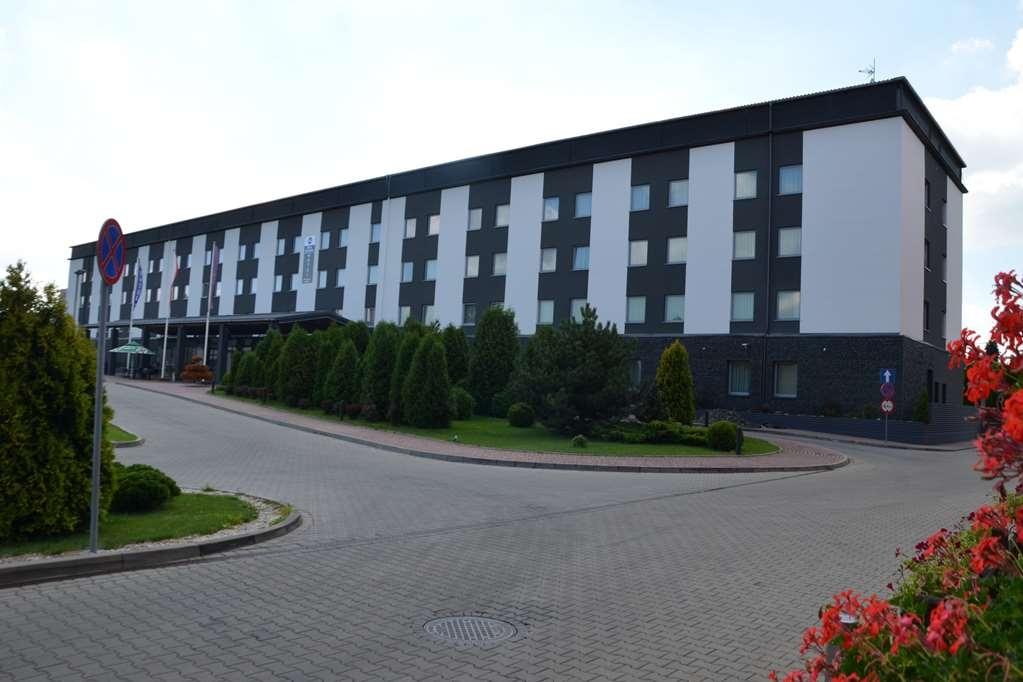 Best Western Efekt Express Krakow Hotel - Facciata dell'albergo