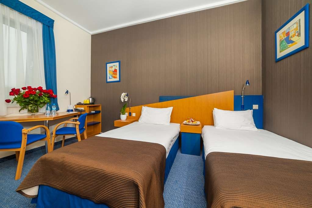 Best Western Efekt Express Krakow Hotel - Twin Room