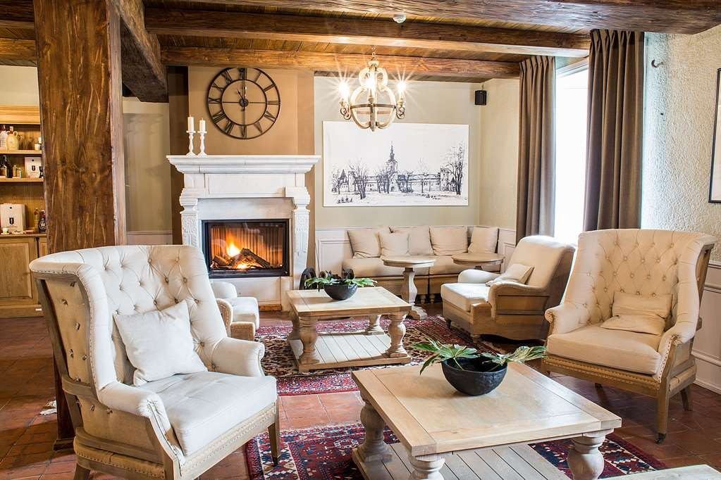 Best Western Plus Hotel Podklasztorze - Vista del vestíbulo