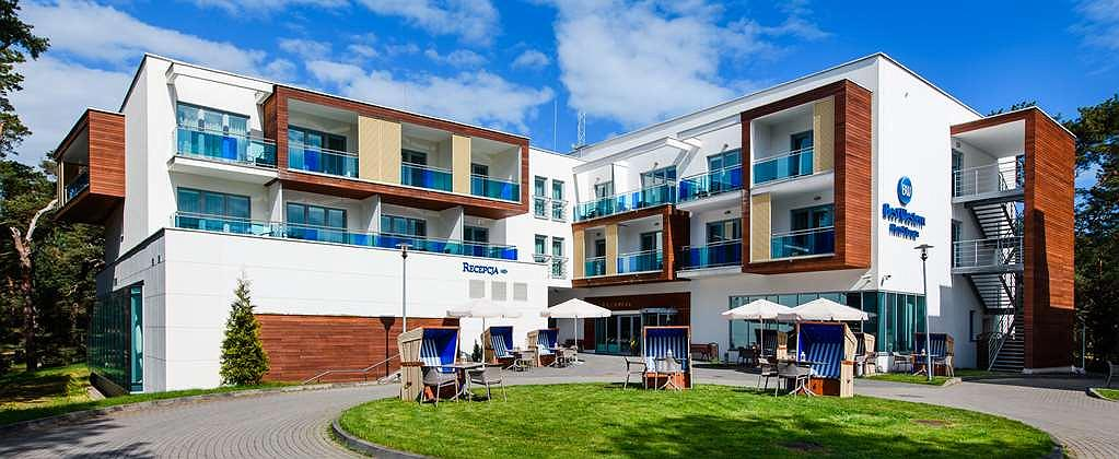 Best Western Hotel Jurata - Façade